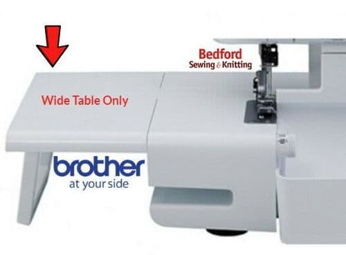 Brother Overlocker Extension Table For 2104D 3034DWT M343D ONLY XB2917001